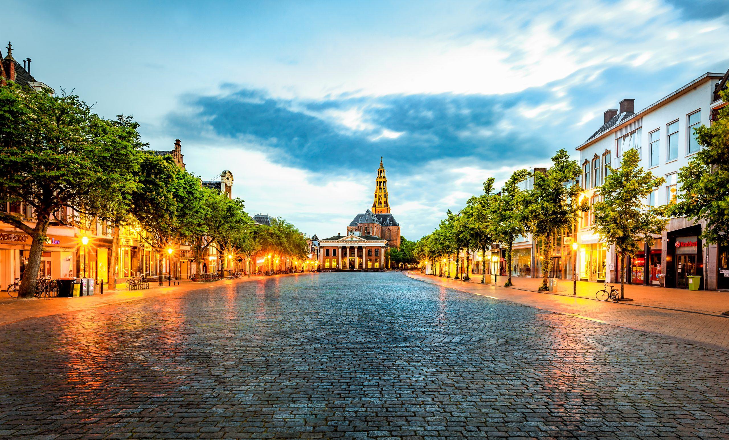 Unieke foto's van de Stad Groningen in hoge resolutie - © Done by Deon