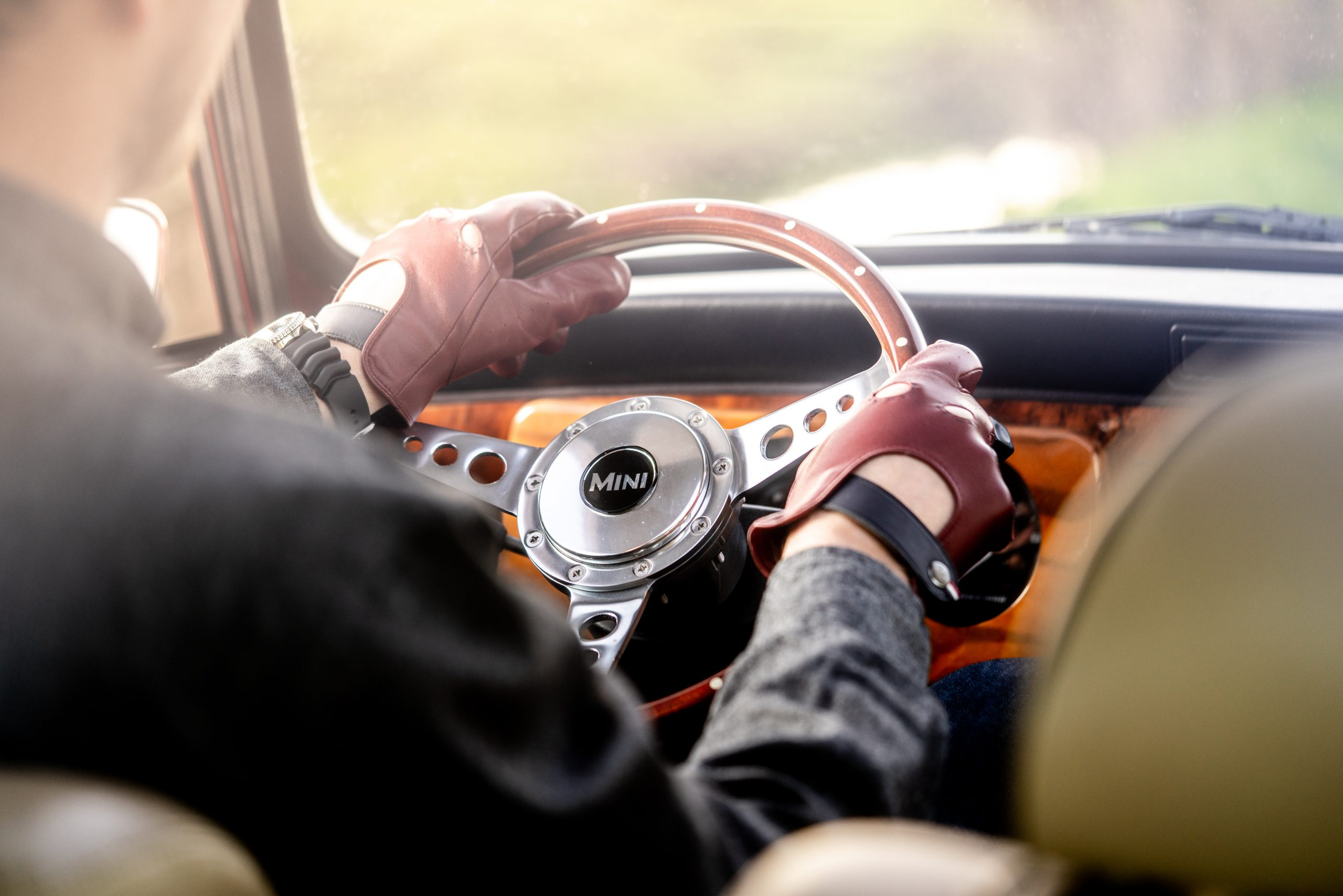 Roadr - Driving Gloves - Productfotografie - Done by Deon