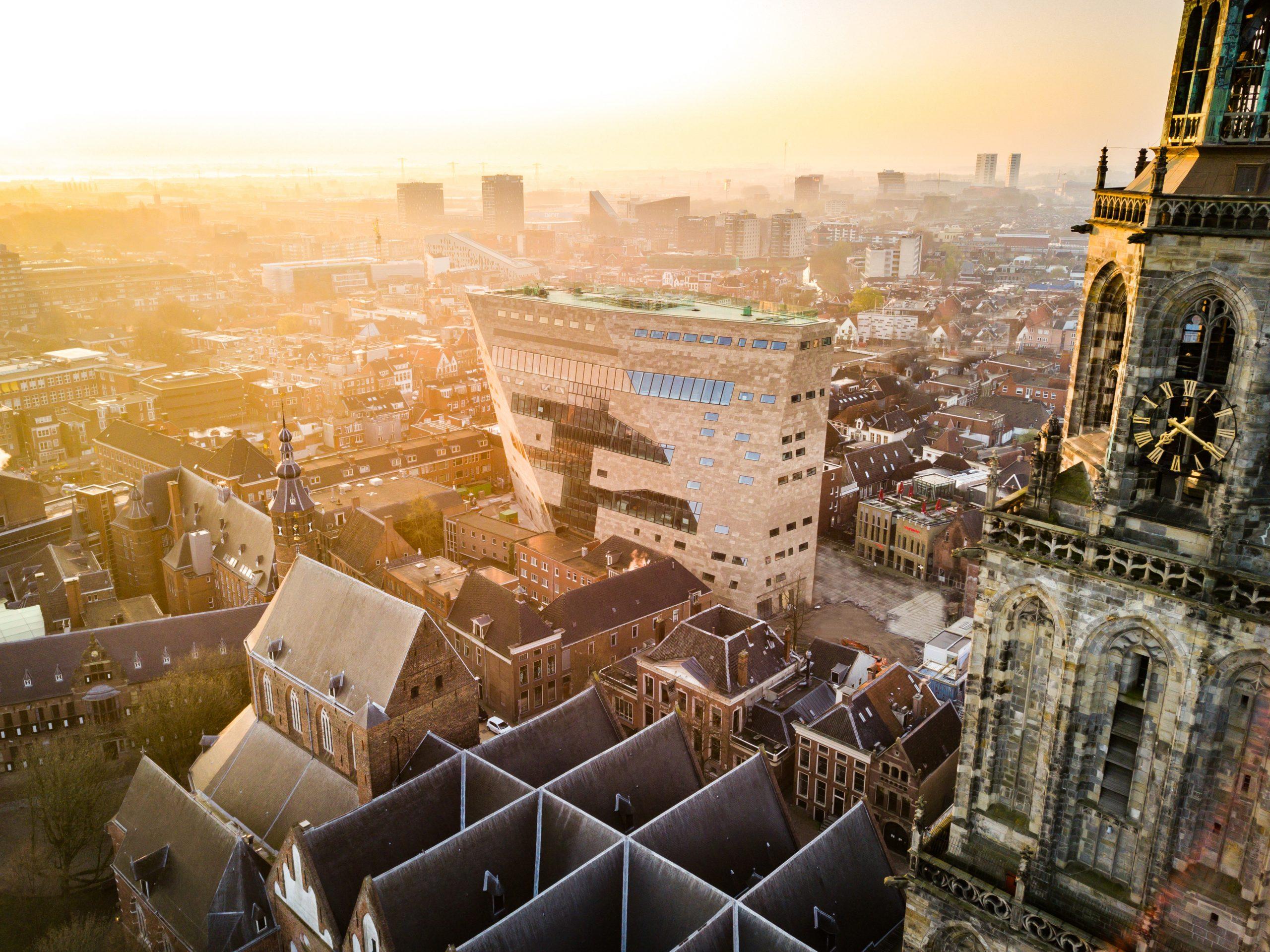 Forum Unieke foto's van de Stad Groningen in hoge resolutie - © Done by Deon
