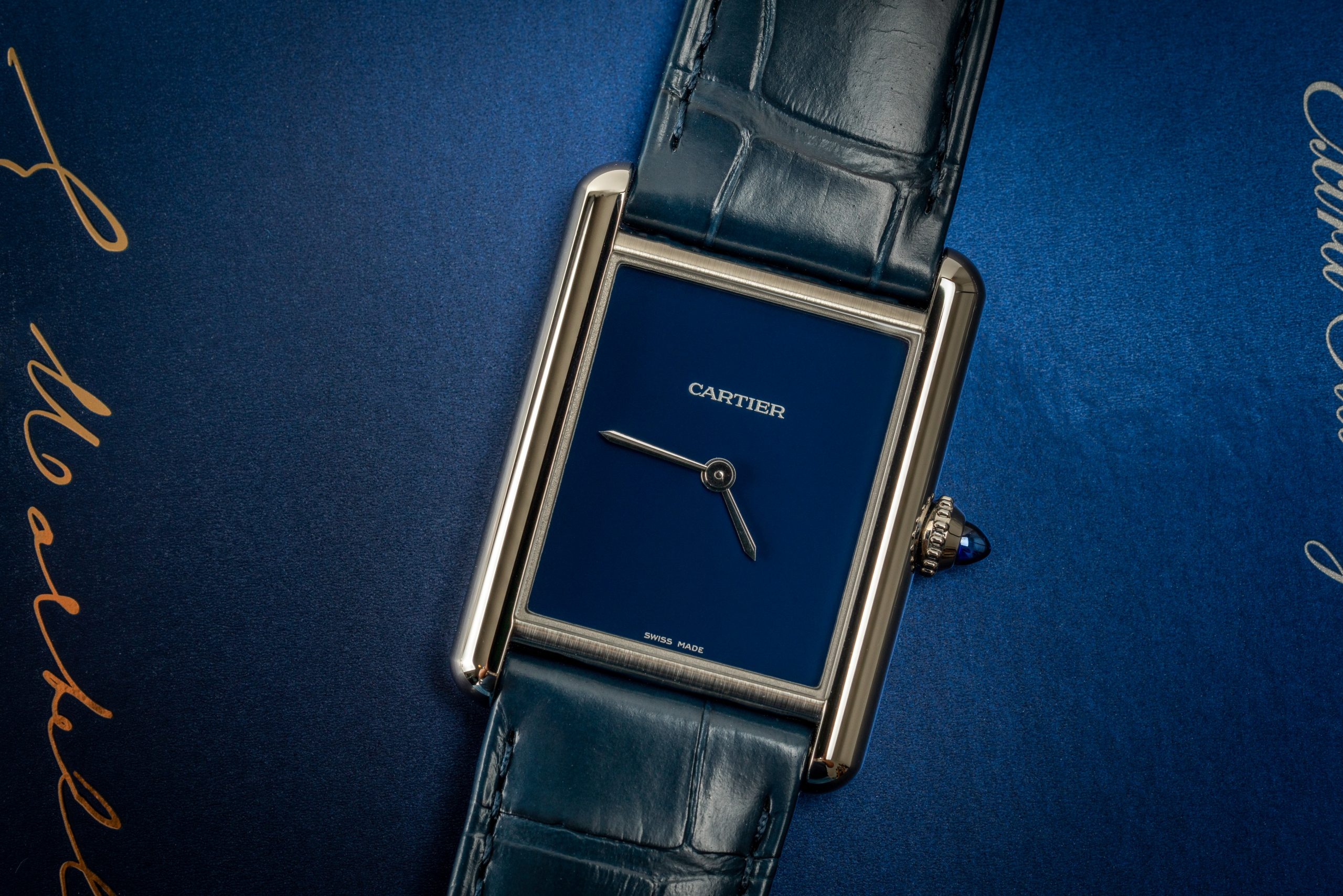 Cartier - Vintage Masters - Watch Photography - Done by Deon